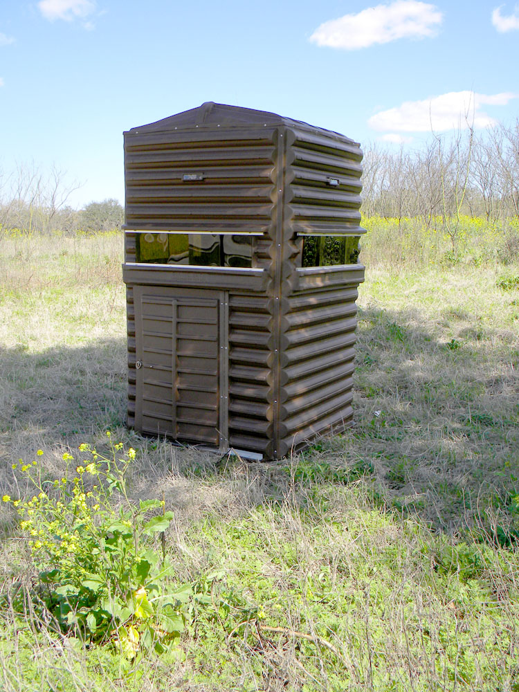 Ground blinds one man the blynd hunting blinds san antonio tx